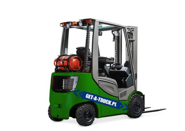 Wynajem wózków widłowych i paletowych Get-a-truck.pl