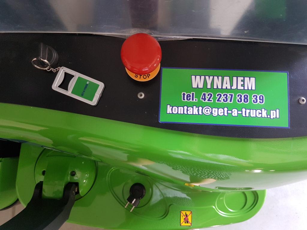Odpowiedni serwis wózków widłowych - Get-A-Truck