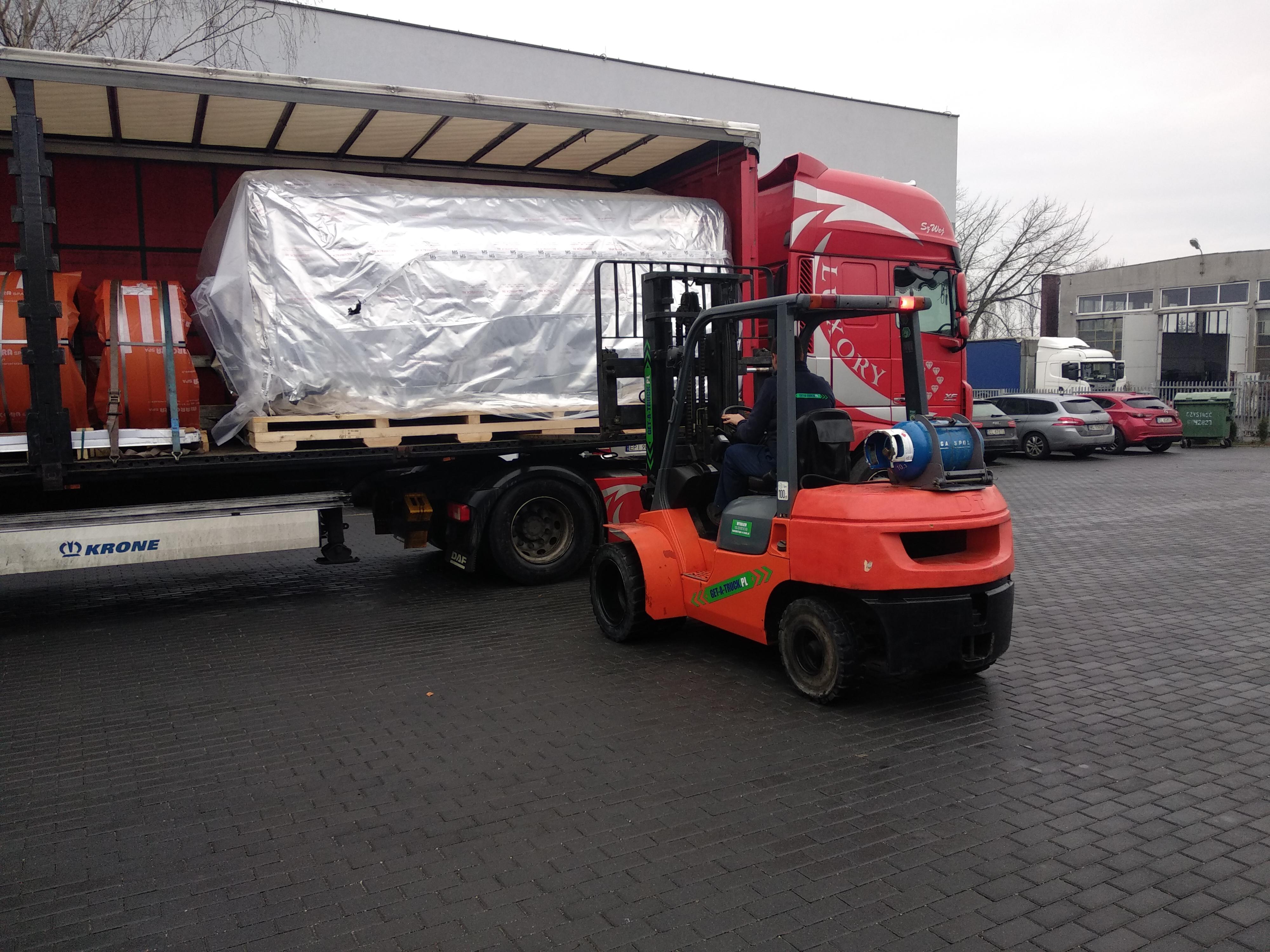 Get-A-Truck-wynajem wózków widłowych