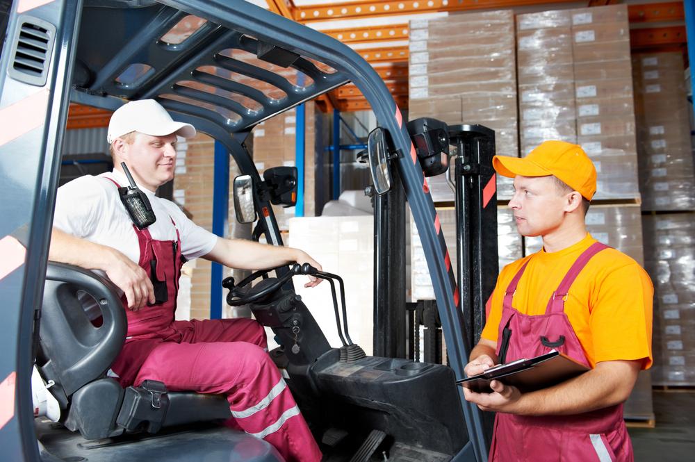 Podstawowe zasady jazdy wózkiem widłowym - Get A Truck