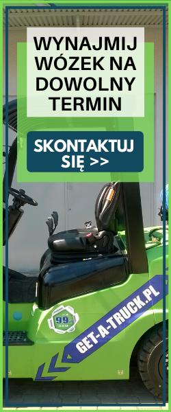 Wynajmij wózek widłowy zGET-A-TRUCK.PL