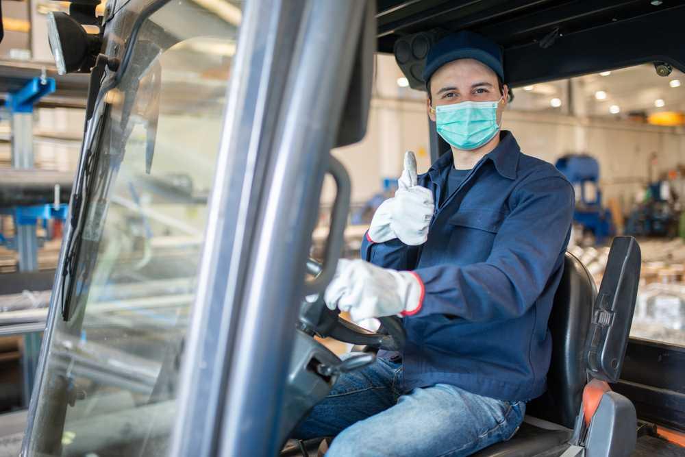 Pandemia COVID-19 a wynajem wózków widłowych- Jakie branże mogą ucierpieć?