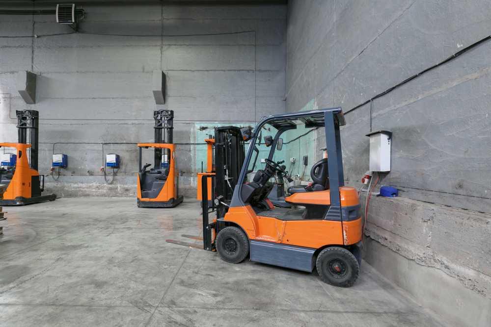 Wynajem akumulatorowych wózków widłowych - Get-a-truck.pl