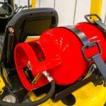 Wózek widłowy gazowy – gdzie sprawdzi się najlepiej?